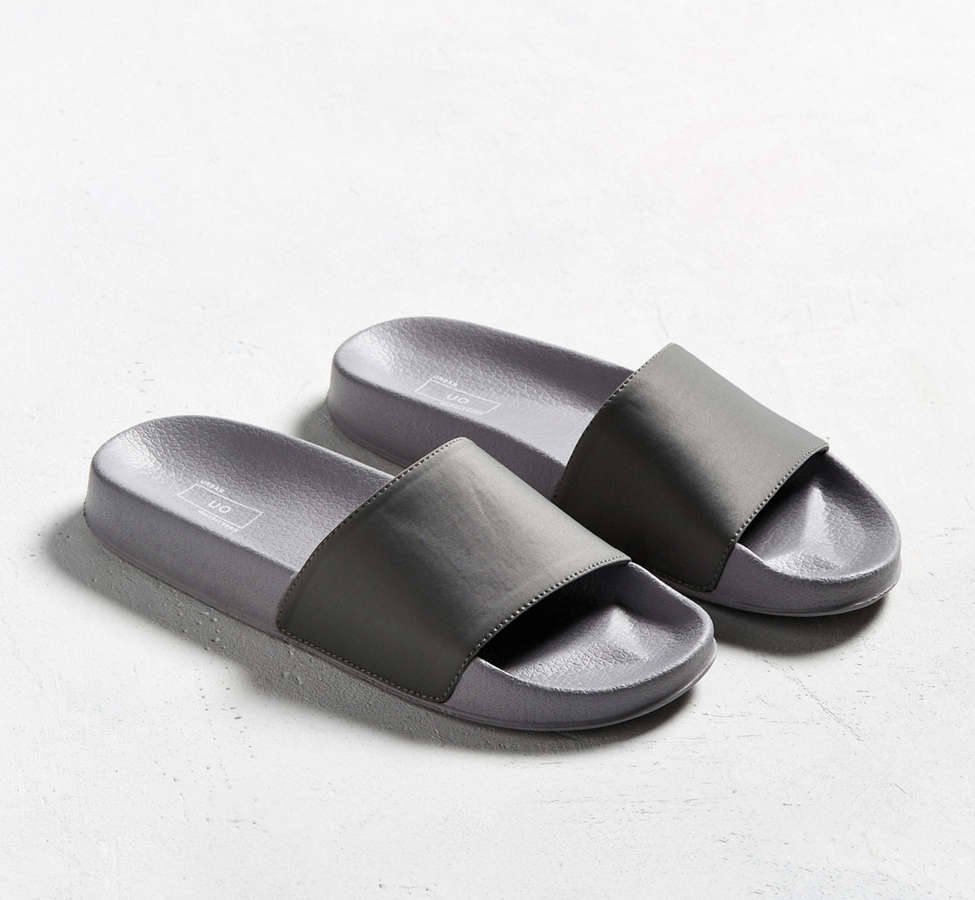 Slide View: 1: UO Mono Slide Sandal
