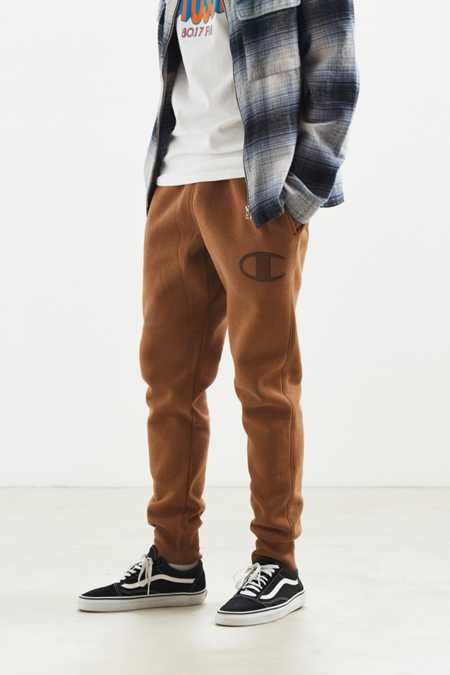 Champion & UO Reverse Weave Fleece Big C Jogger Pant