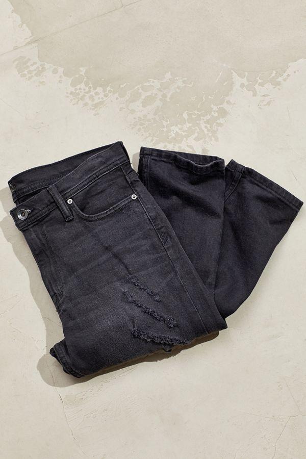 df94aca867f Slide View  2  BDG Destructed Black Skinny Jean