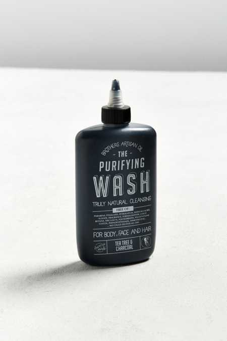 Brothers Artisan Oil The Purifying Wash