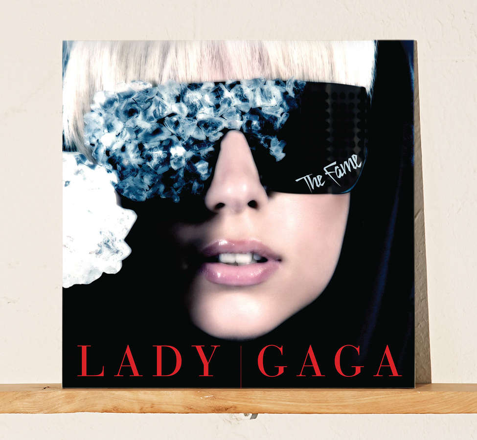 Slide View: 1: Lady Gaga - The Fame LP