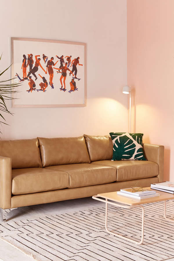 Recycled Leather Sofa Bonded Leather Sofas Vs Genuine What