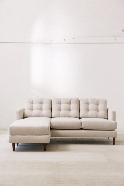 Fletcher Sectional Sofa Urban Outfitters