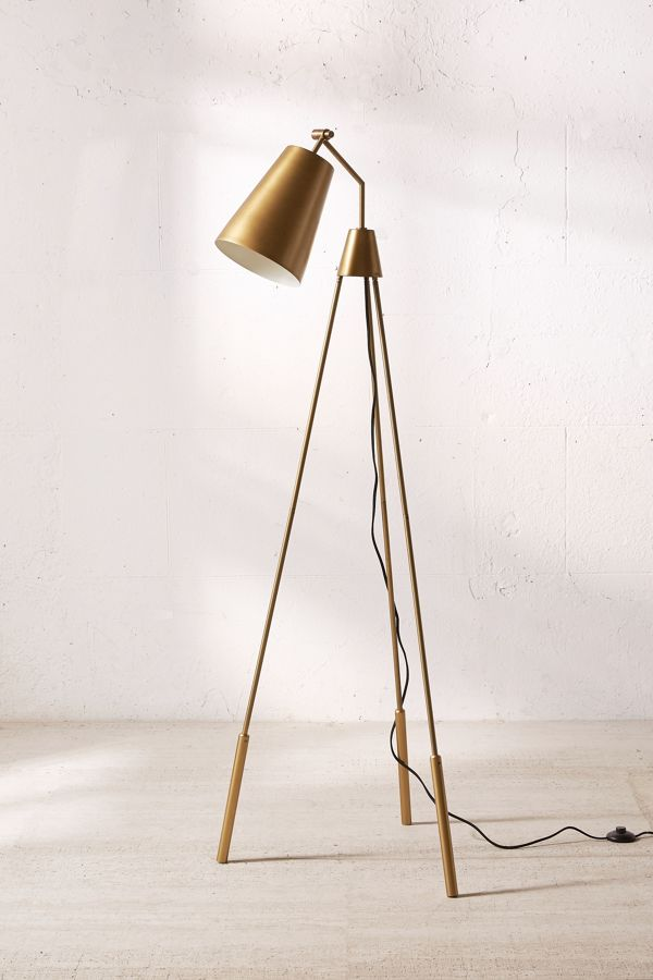 Amato Tripod Floor Lamp | Urban Outfitters