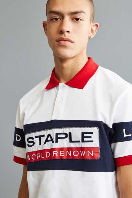 Staple Sport Polo Shirt