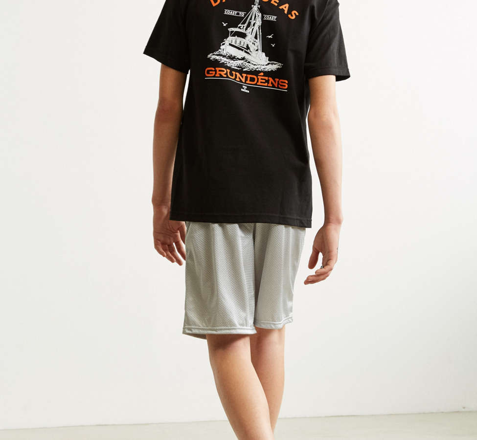 Slide View: 6: Dark Seas X Grundens Tuna Tower Pocket Tee