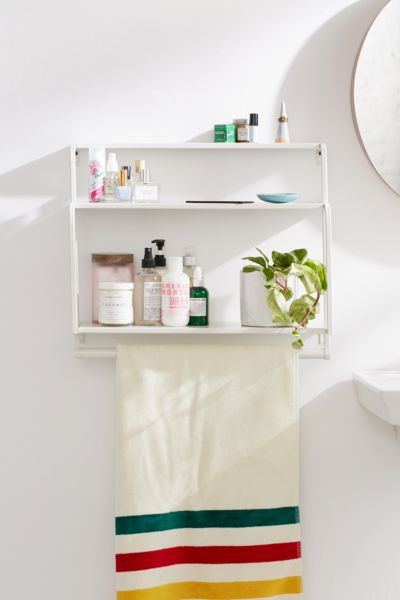 Cameron Bathroom Shelf Urban Outfitters