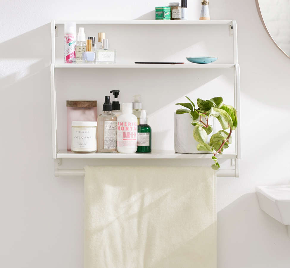 Slide View: 1: Cameron Bathroom Shelf