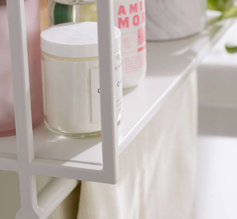 Slide View: 3: Cameron Bathroom Shelf