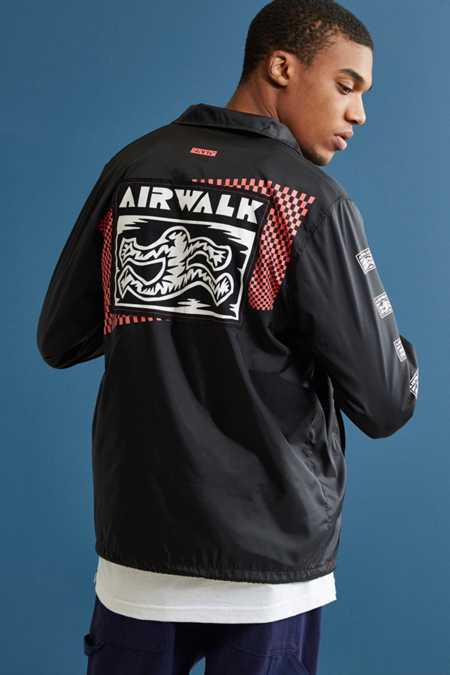 Airwalk X UO Designed By Jeff Staple Coach Jacket
