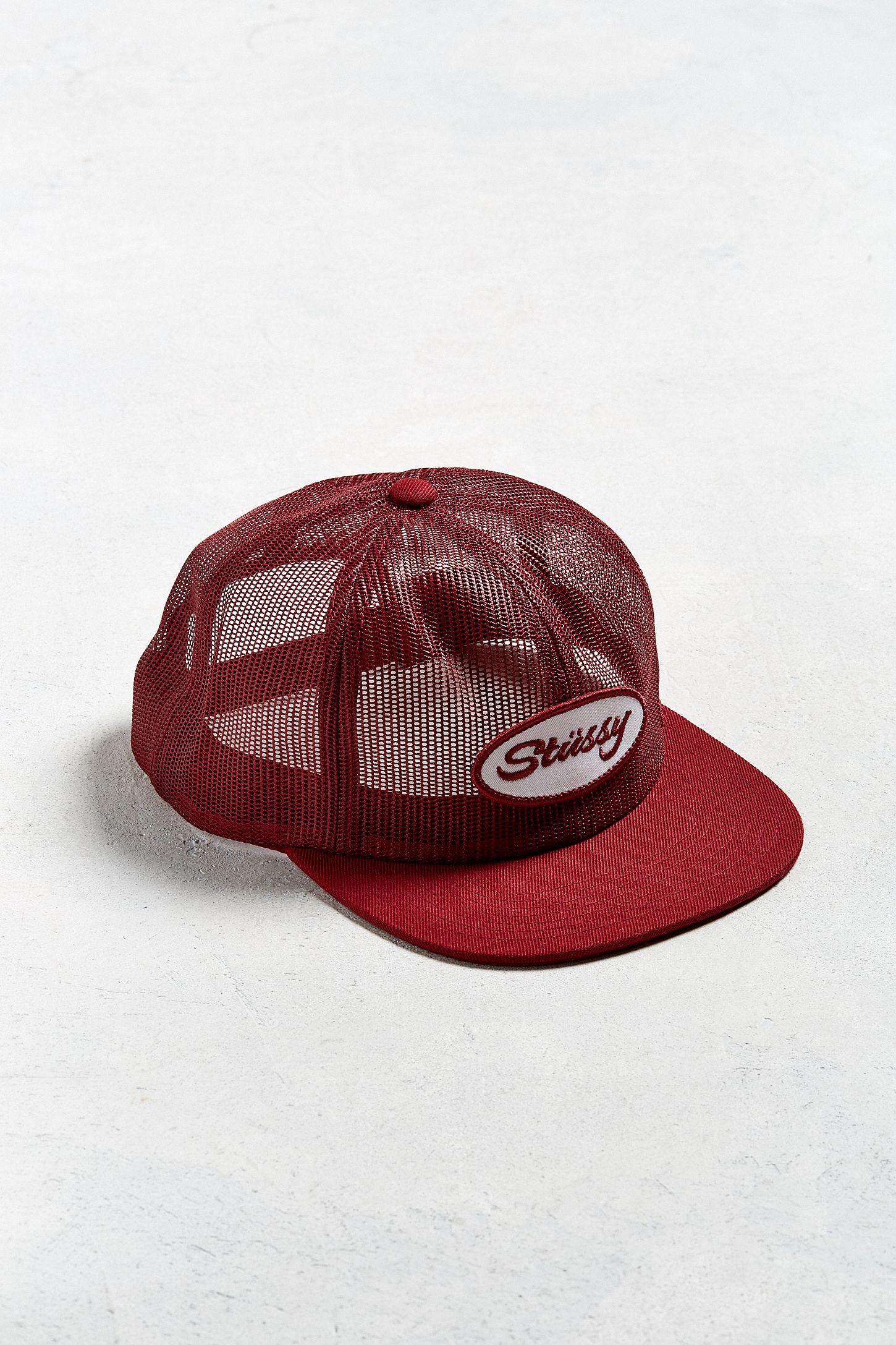 Stussy Full Mesh Trucker Hat  ca6646d8606