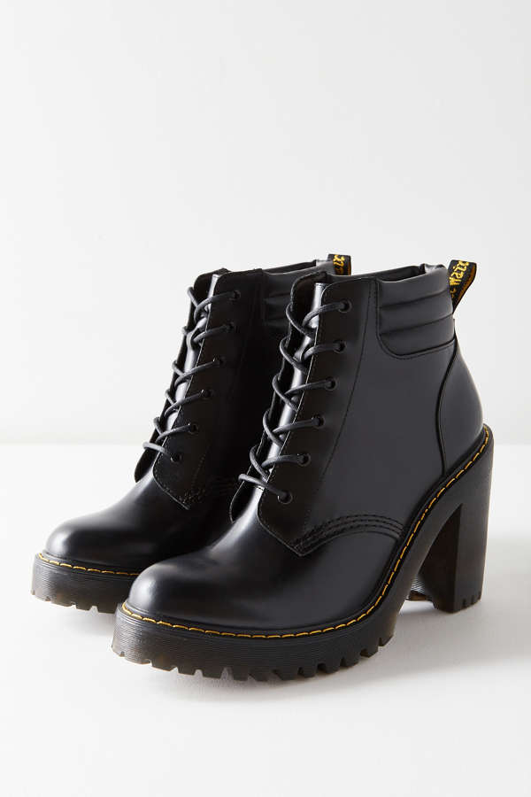 Slide View: 1: Dr. Martens Persephone Buttero Lace-Up Ankle Boot
