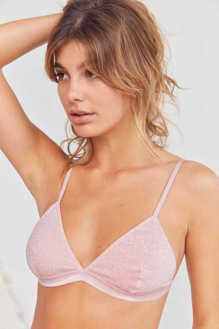 Out From Under Izzy Sparkle Triangle Bra