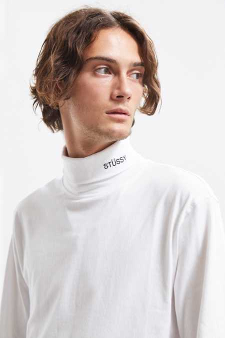 Stussy Turtleneck Long Sleeve Jersey