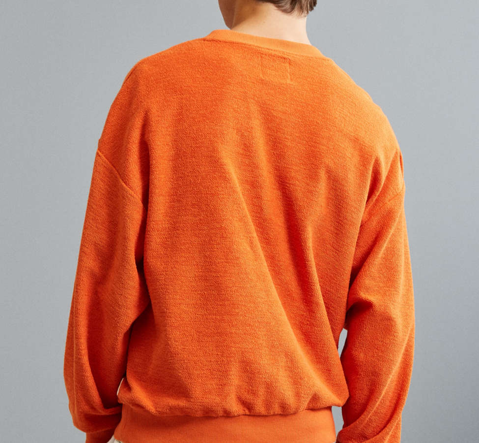 Slide View: 3: Sweatshirt à col rond Morrison FairPlay