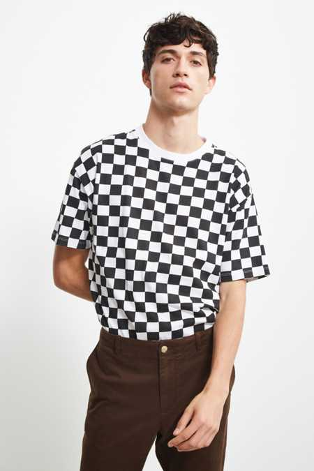 UO Checkerboard Tee