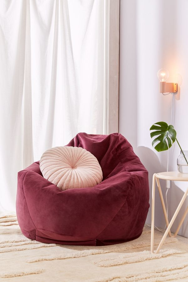 Slide View 1 Noah Velvet Lounge Chair