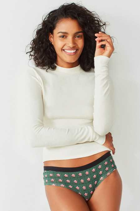 Out From Under Taylor Cozy Mock Neck Top