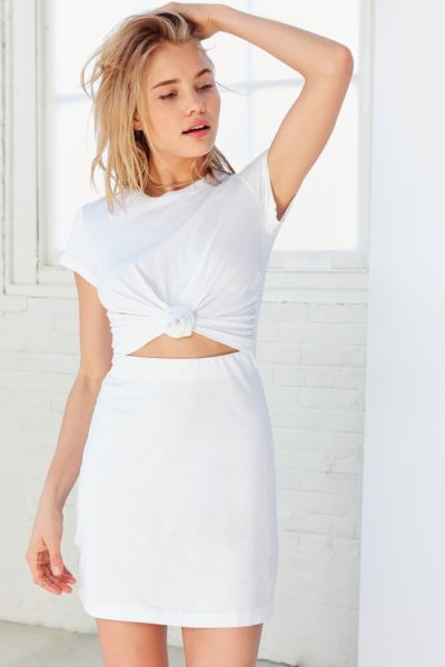 Find Your Perfect T Shirt Dress; Urban Outfitters cutout