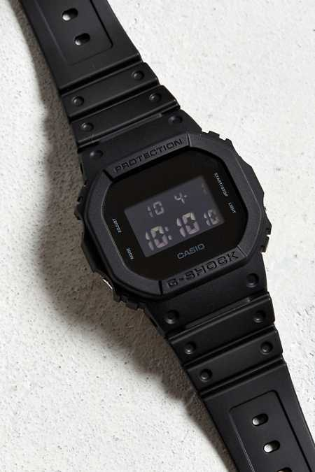Casio G-Shock Black Out Basic Watch