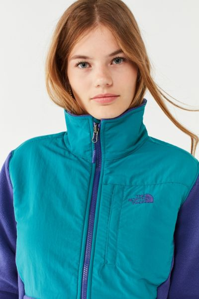 The North Face Denali 2 Zip Jacket - Purple XS at Urban Outfitters