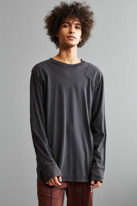 Cheap Monday Yard Solid Long Sleeve Tee