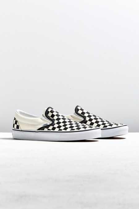 Vans Classic Checkerboard Slip-On Sneaker