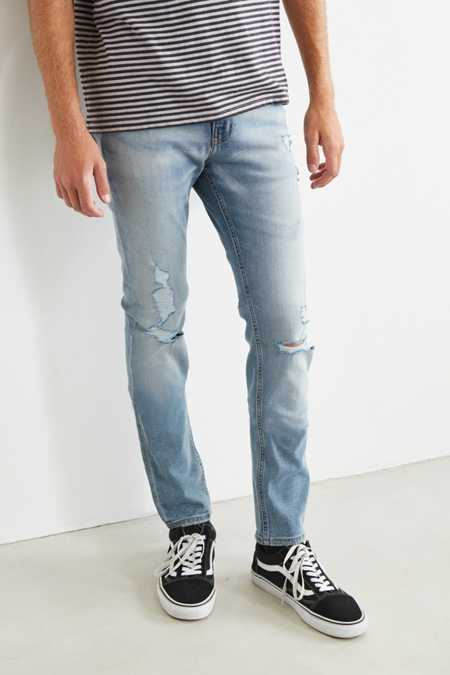 Cheap Monday Tight Future Blue Skinny Jean
