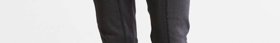 Thumbnail View 1: Cheap Monday Tight Twisted Black Pieced Skinny Jean