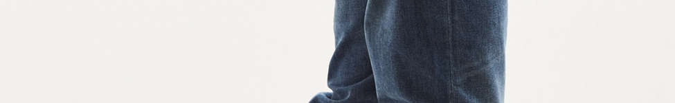 Thumbnail View 3: Cheap Monday In Law Daily Blue Tapered Jean