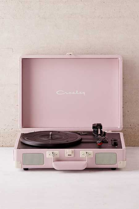 Crosley Lilac Cruiser Bluetooth Record Player