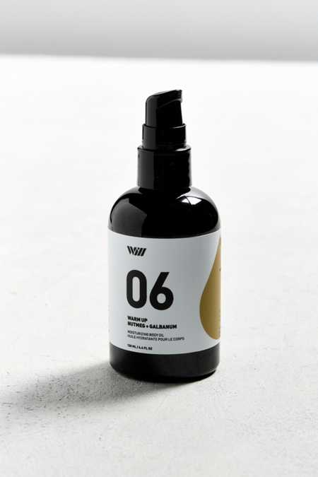WILL 06 Warm-Up Moisturizing Body Oil
