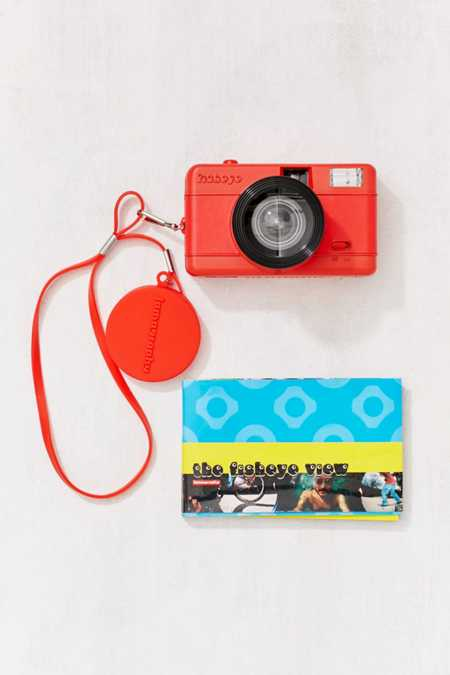 Lomography Fisheye Camera One 35mm Film Camera