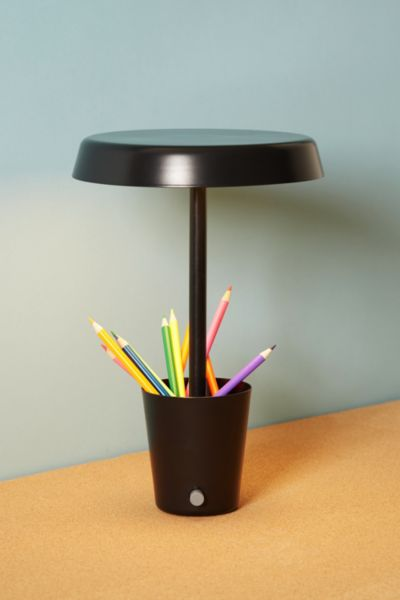 Umbra Shift Cup Table Lamp - Black One Size at Urban Outfitters