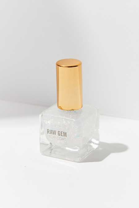 UO Raw Gem Top Coat Nail Polish