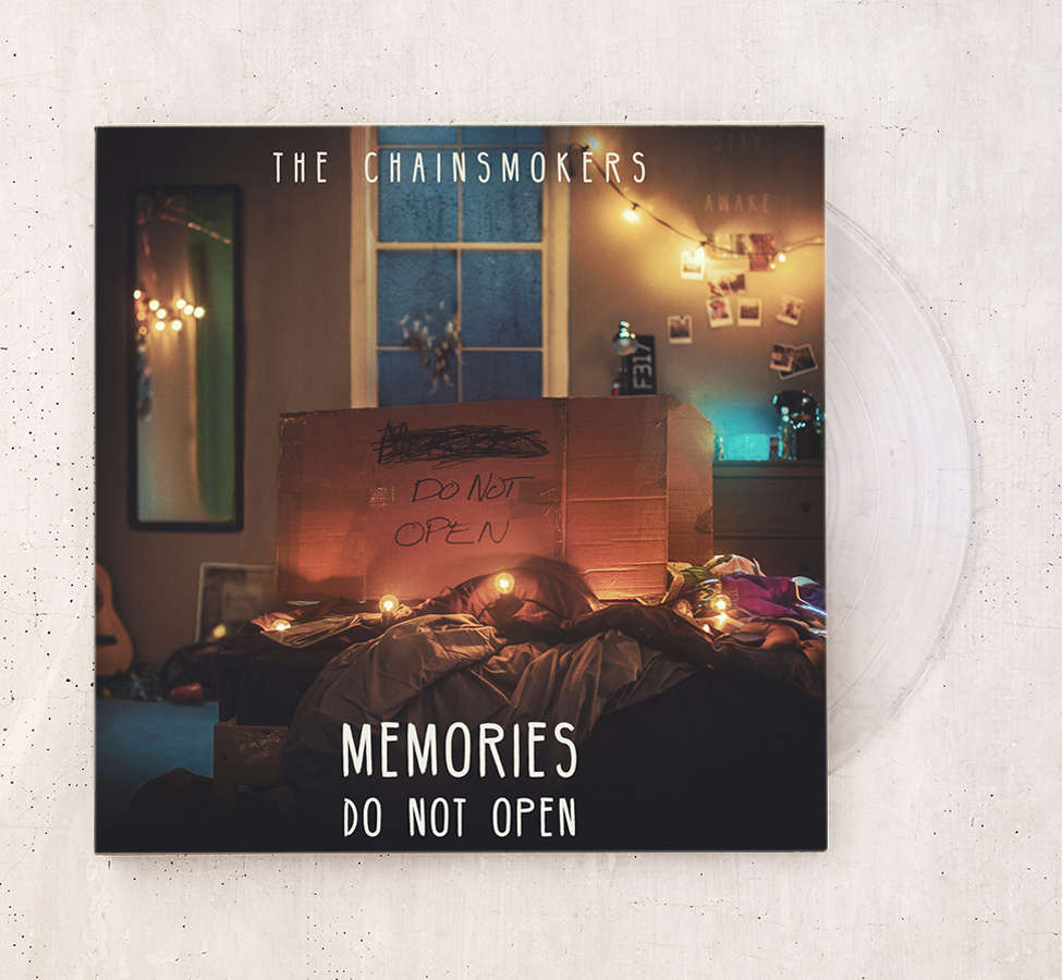 Slide View: 1: The Chainsmokers - Memories...Do Not Open Exclusive LP