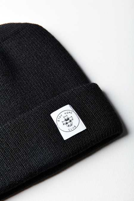 Stay Home Club Beanie