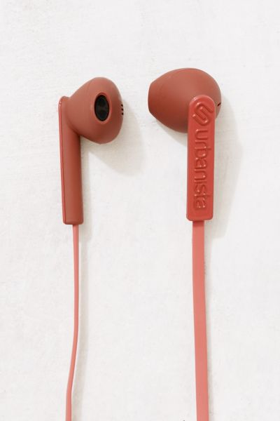 Urbanista San Francisco Earbud Headphone - Rose One Size at Urban Outfitters