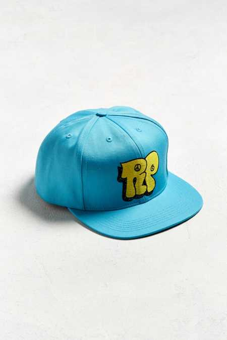 Rent Party Logo Snapback Hat