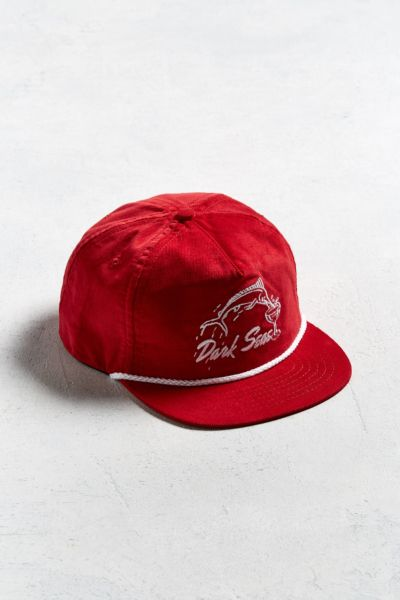 Dark Seas Albany Snapback Hat - Red One Size at Urban Outfitters