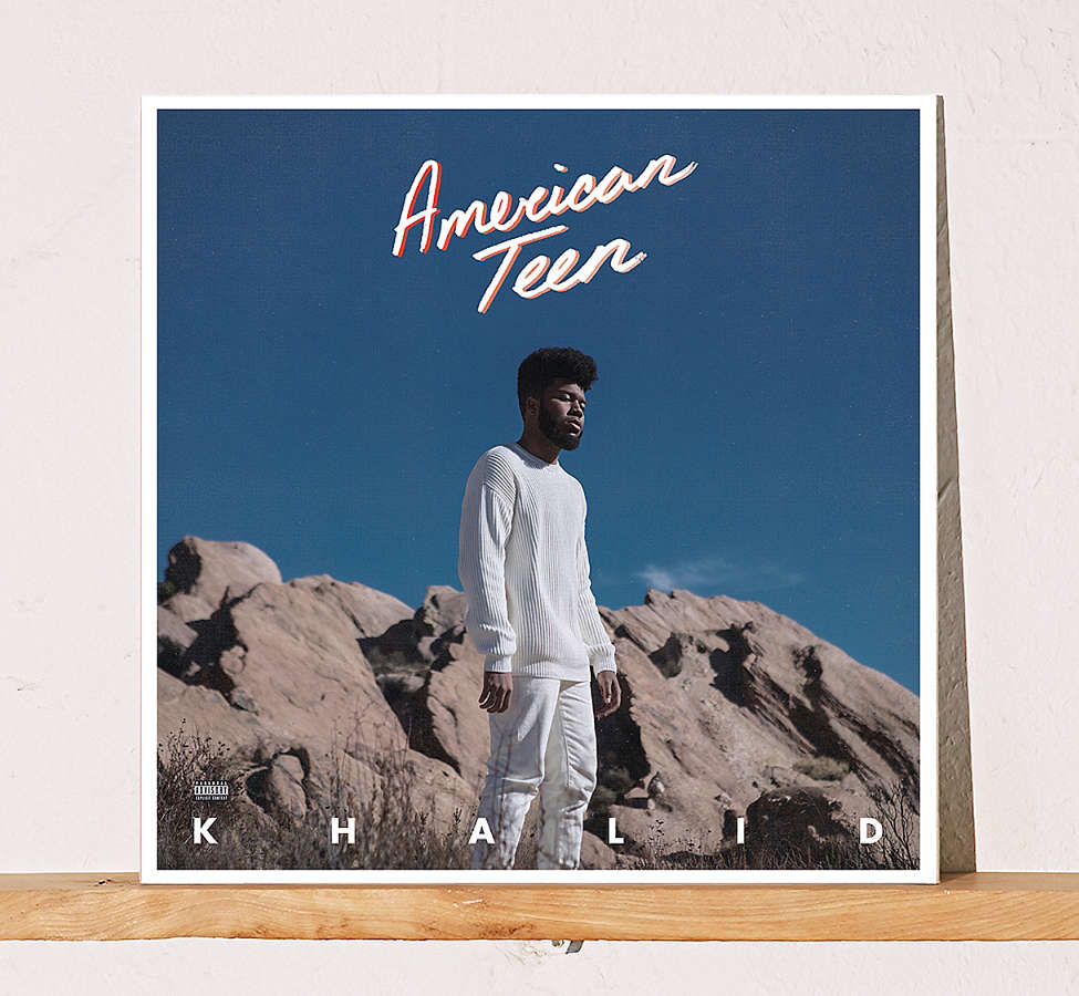 Slide View: 1: Khalid - American Teen 2XLP
