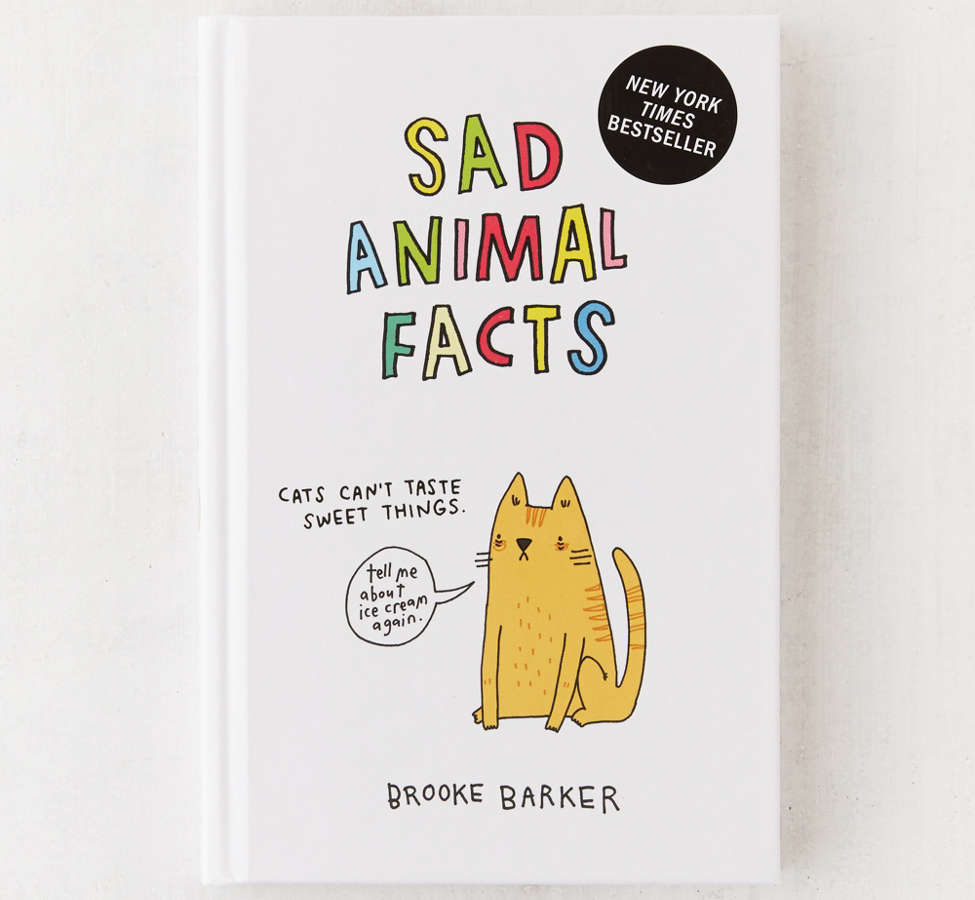 Slide View: 1: Sad Animal Facts par Brooke Barker