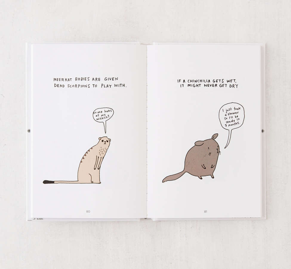 Slide View: 4: Sad Animal Facts par Brooke Barker
