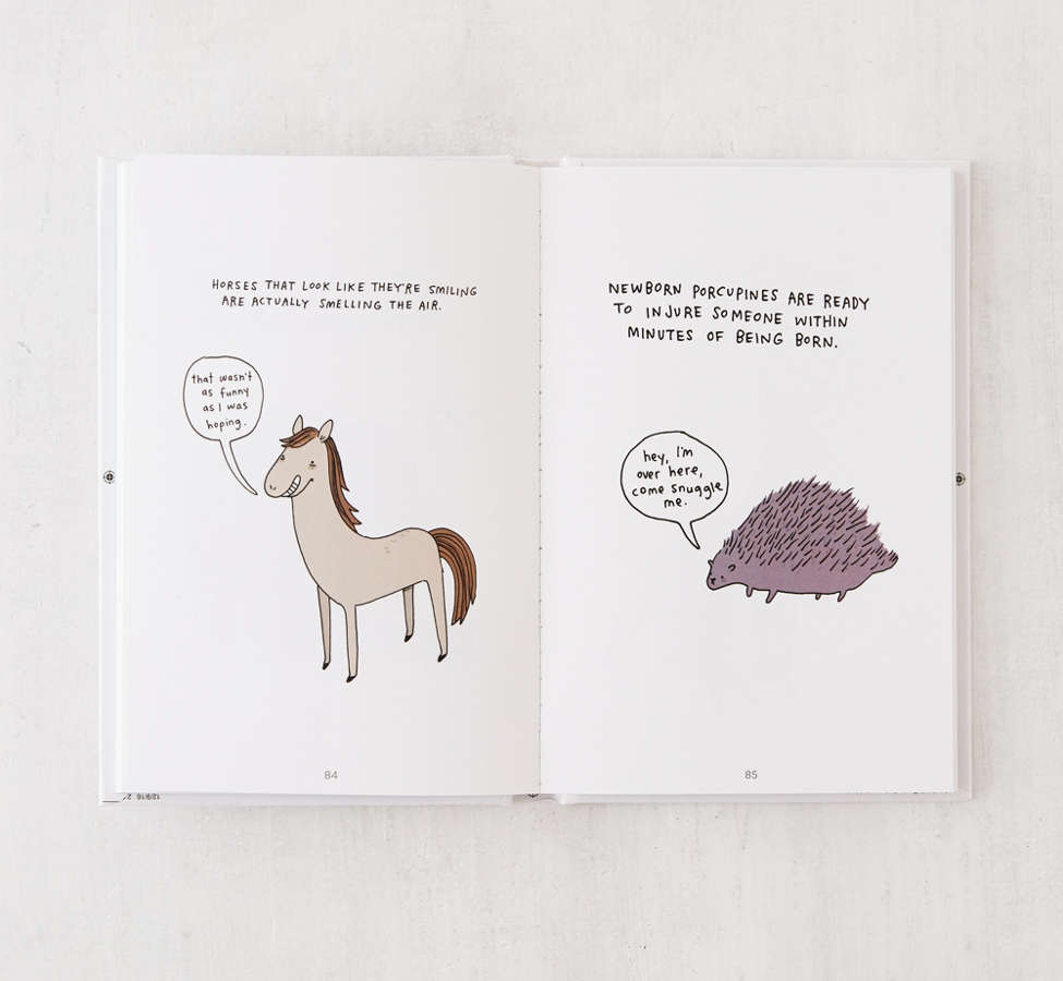 Slide View: 5: Sad Animal Facts par Brooke Barker