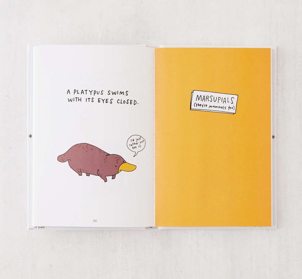 Slide View: 6: Sad Animal Facts par Brooke Barker