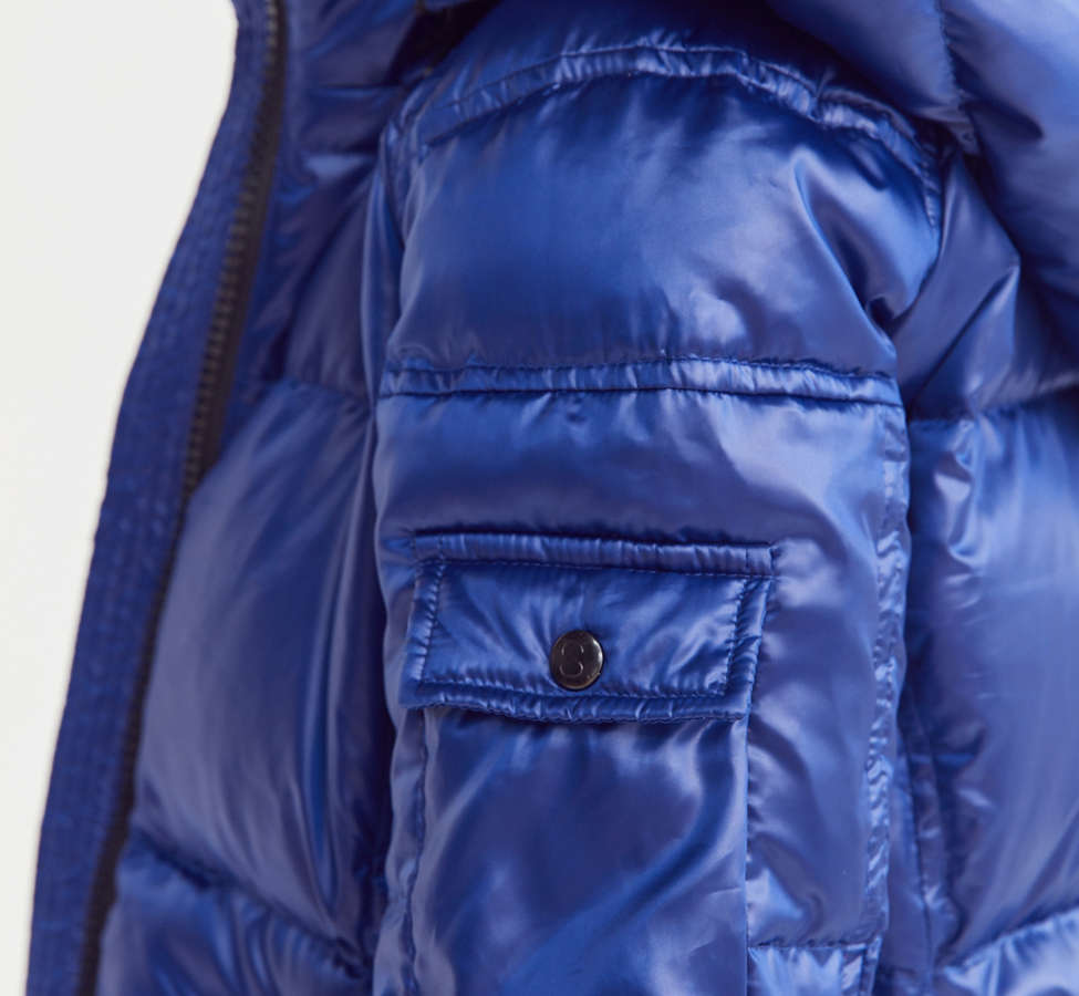 Slide View: 4: S13 Kylie Quilted Puffer Jacket