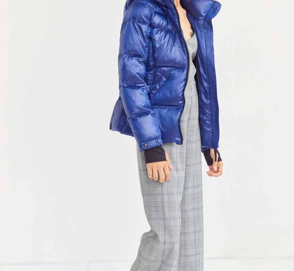 Slide View: 5: S13 Kylie Quilted Puffer Jacket
