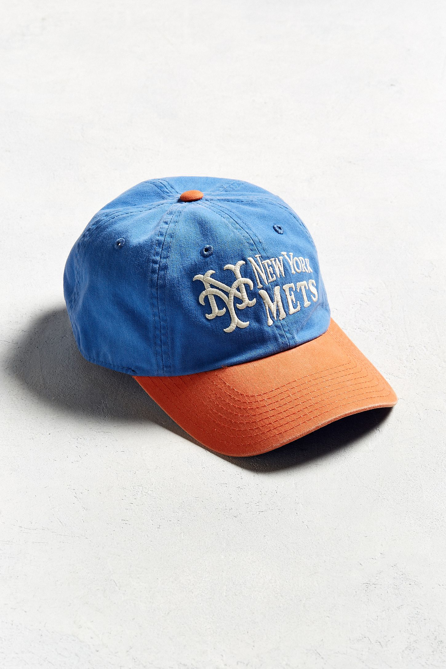 American Needle Dyer New York Mets Baseball Hat  bff9c68dcad