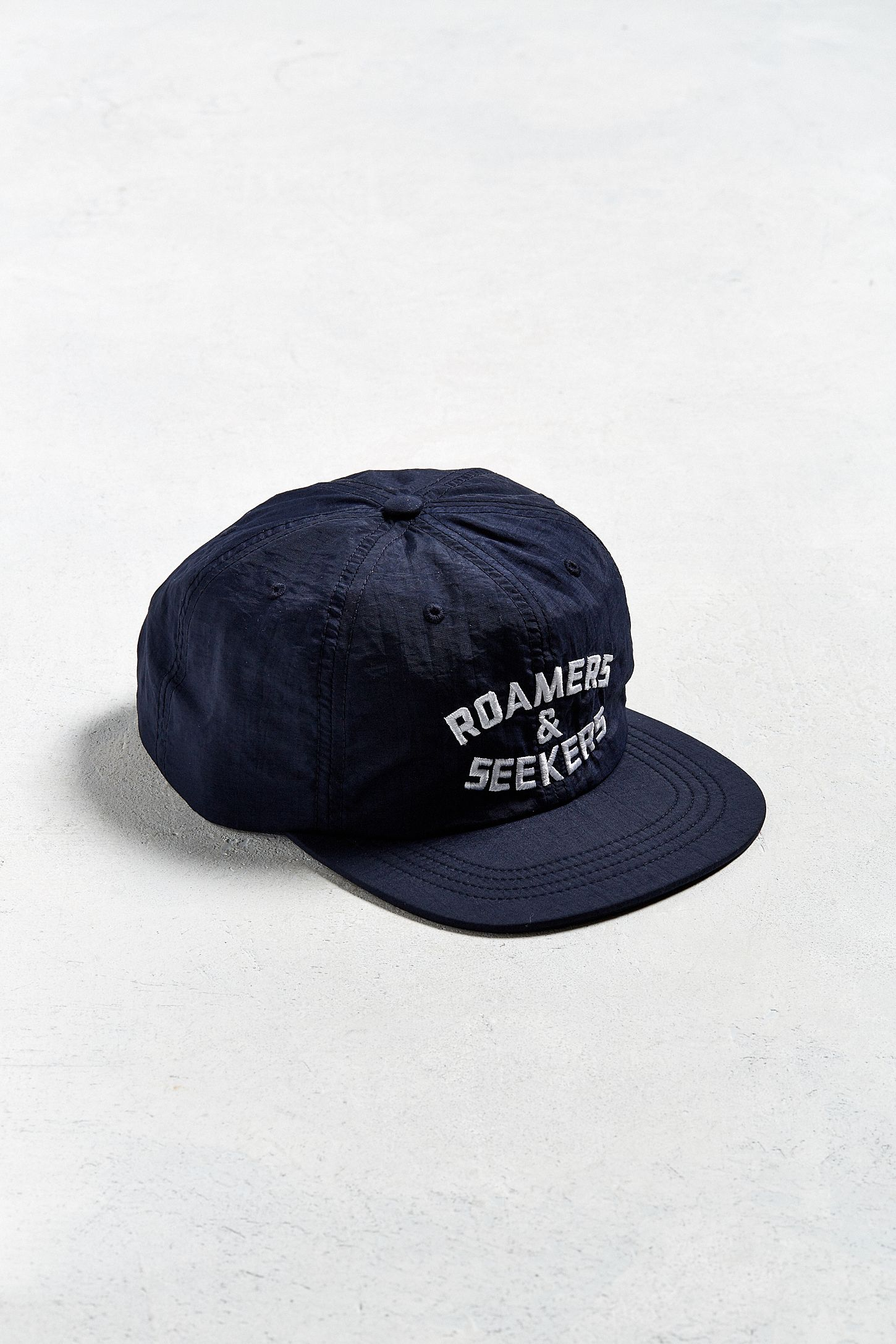 Poler Roamers And Seekers Nylon Baseball Hat  5cdcc16a5ffd