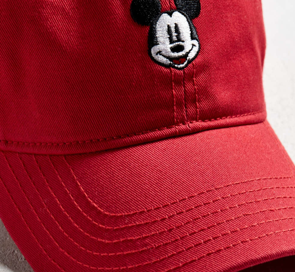 Slide View: 3: Mickey Mouse Dad Hat